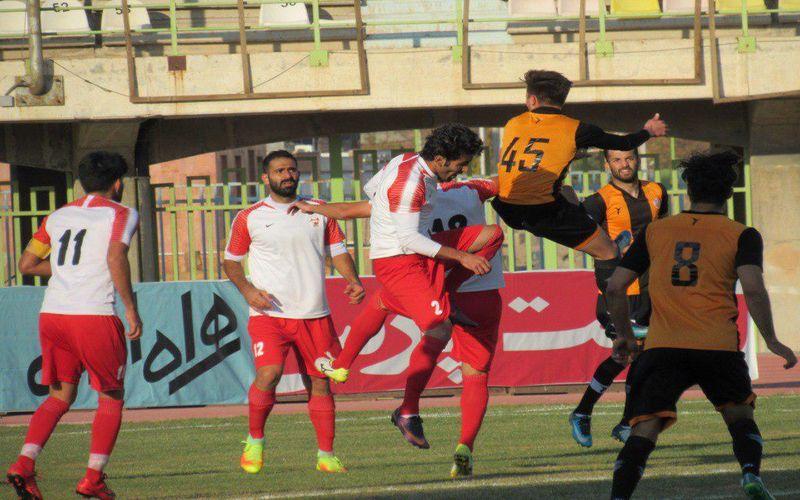 نمایش کامل فوتبال پاک، هدف مس نوین مقابل صدرنشین