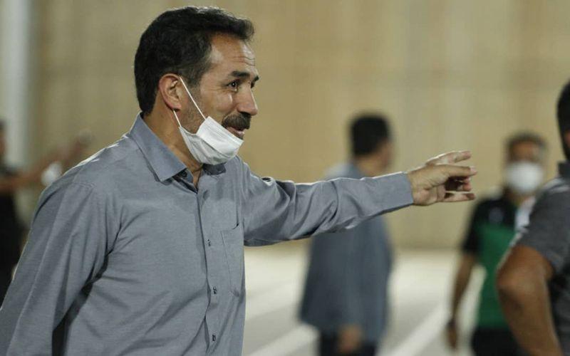 سرپرست تیم فوتبال مس کرمان: نباید اجازه دهیم هیچ موضوعی سد راه صعود ما شود