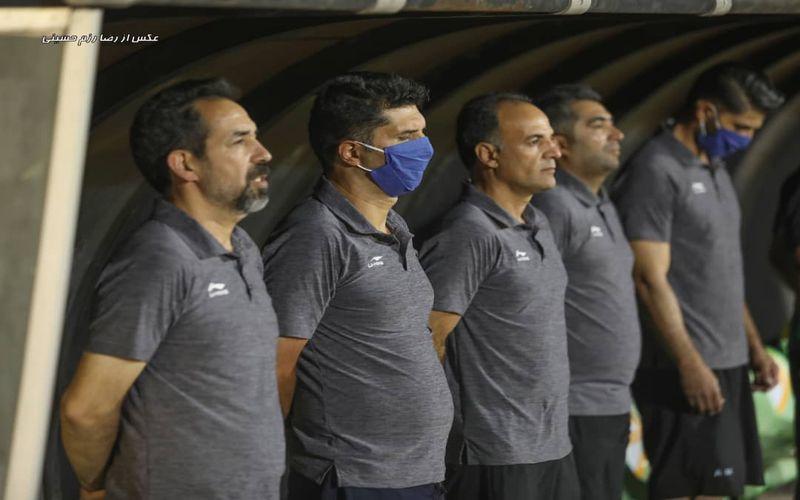 درس فوتبال مس و حسینی با وجود شکست برابر آلومینیوم