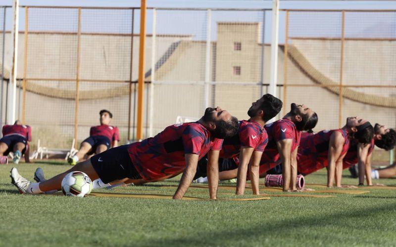 مسی ها تمرین تمرکز و گلزنی کردند(عکس)