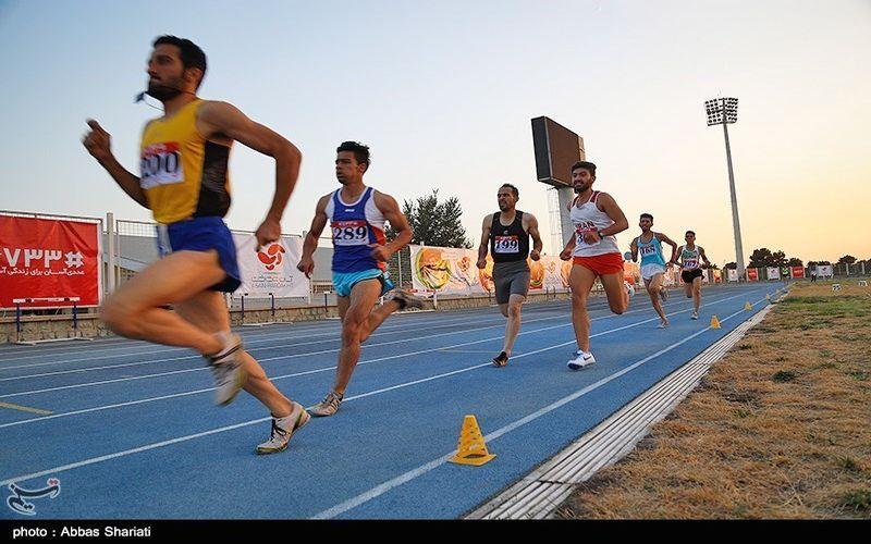 نتایج روز اول دونده های مس در لیگ کشور