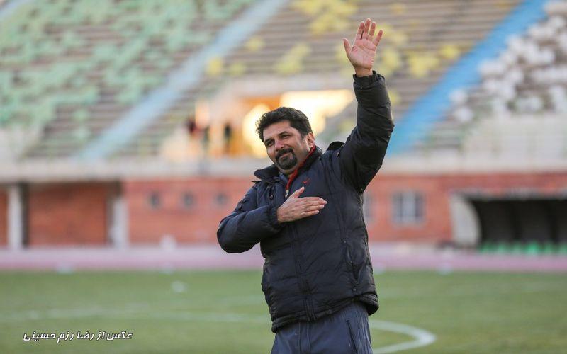 تشکر و آرزوی موفقیت برای مجتبی حسینی