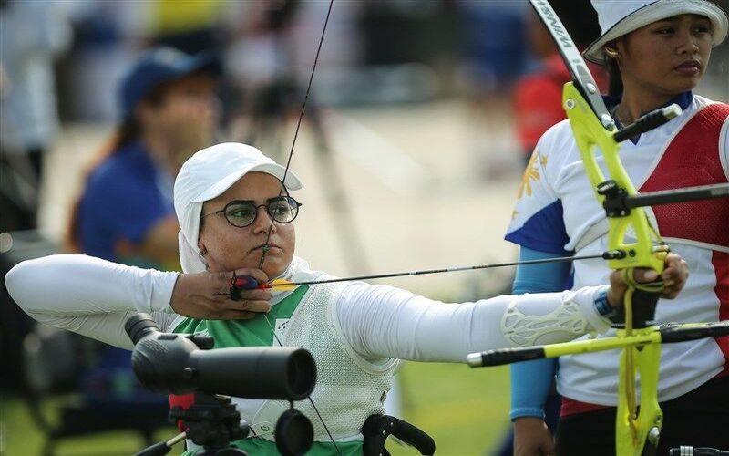 تمجید سایت بازیهای پارالمپیک از نعمتی