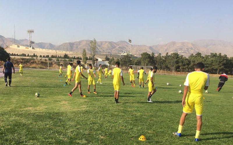 تیم فوتبال مس کرمان پیشگام در شروع تمرینات در لیگ یک