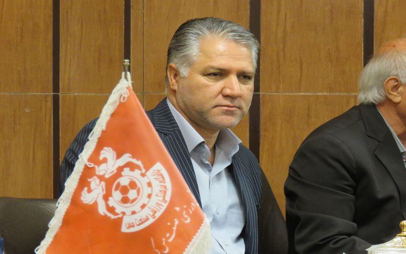 خسته نباشید و تبریک مدیرعامل باشگاه مس کرمان به دونده های این باشگاه