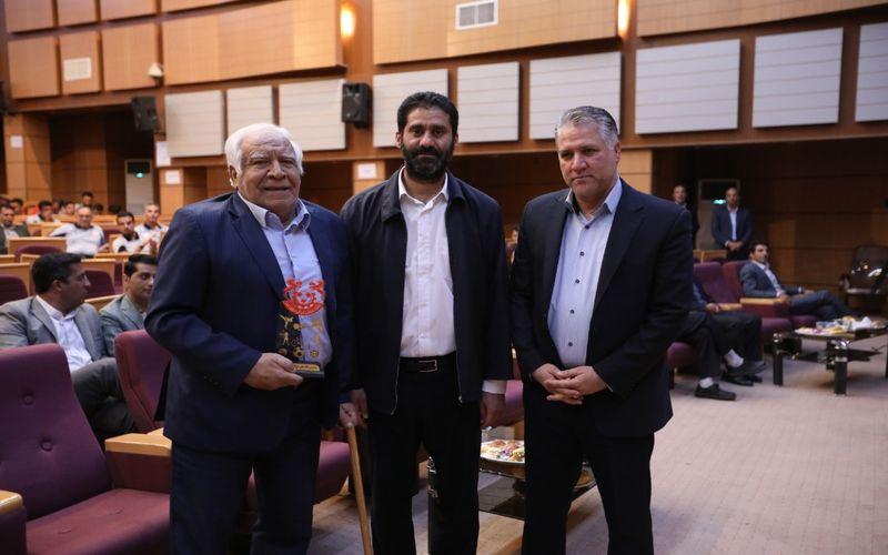 تسلیت مدیرعامل باشگاه مس کرمان در پی درگذشت استاد صنعتی
