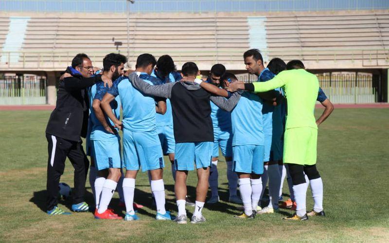 پیروزی سه بر صفر مس کرمان در یک بازی دوستانه برابر خوشه طلایی ساوه