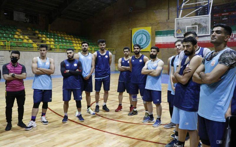 برنامه بازی اول و دوم بسکتبال مس کرمان در لیگ برتر