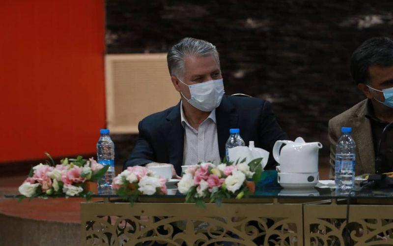 محمودی نیا: مس با انگیزه و امیدوار به بازگشت است