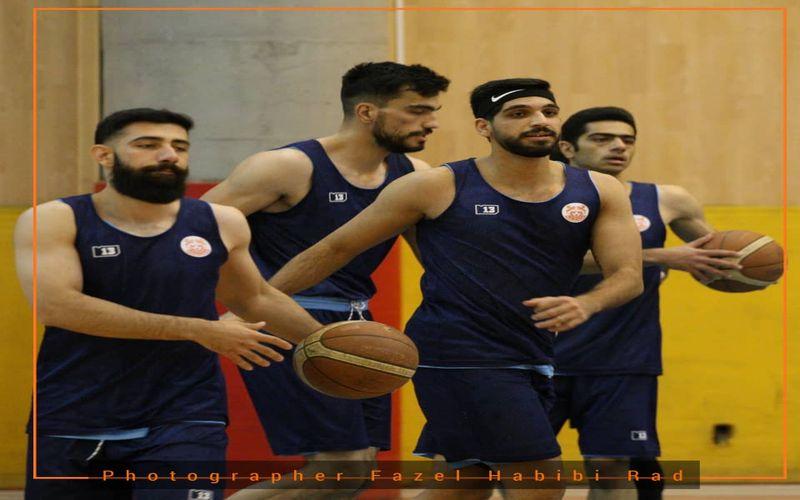 آغاز اردوی آماده سازی بسکتبالیست های مس کرمان در تهران(عکس)