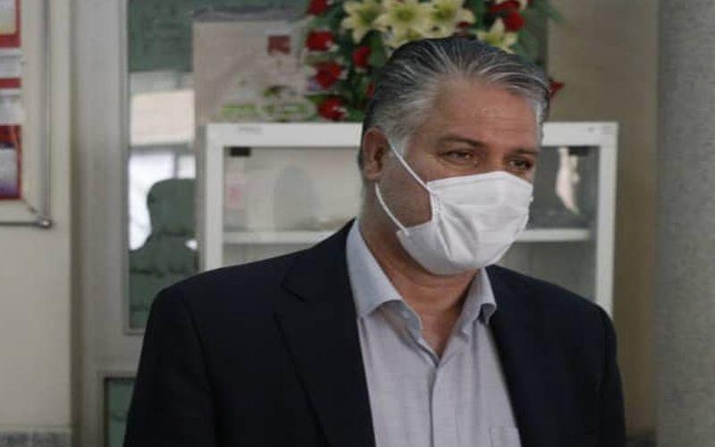 آرزوی سلامتی برای مدیرعامل باشگاه مس کرمان در مبارزه با بیماری کرونا