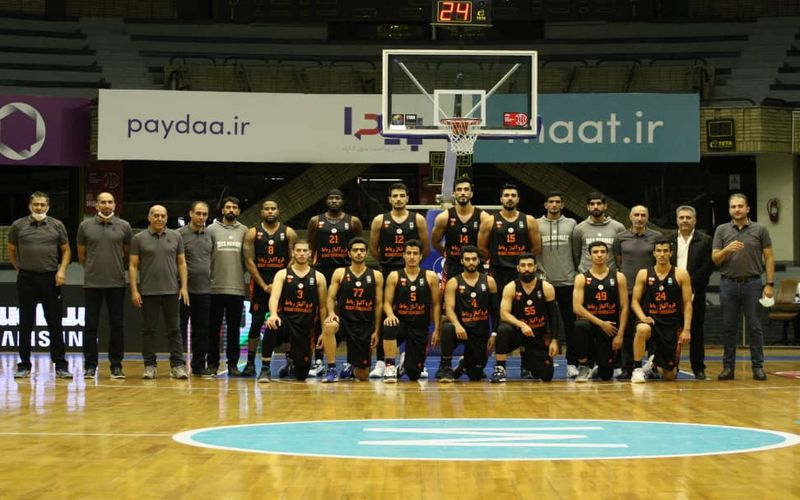 شکست بسکتبالیست های مس کرمان در اولین گام لیگ برتر