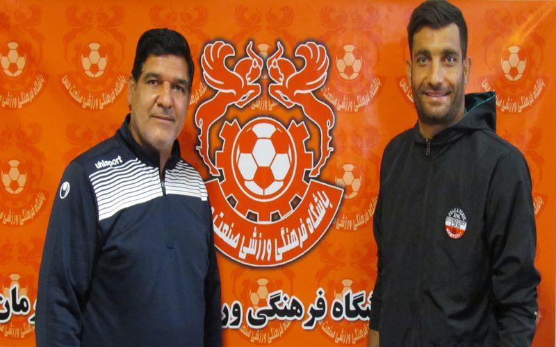 با اعلام مقامات سازمان لیگ مشکل بیرانوند برای بازی در مس کرمان حل شده است