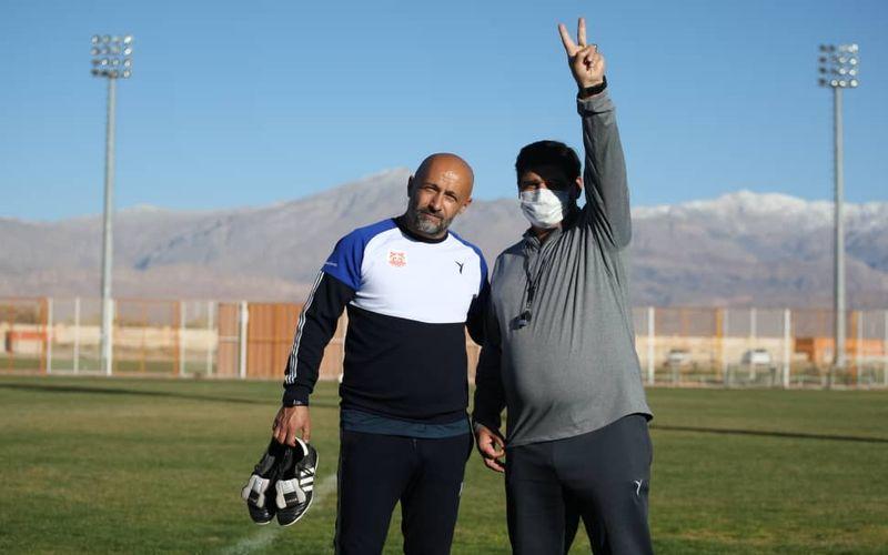 دادن علامت برای اولین پیروزی/گزارش تصویری از تمرینات مسی های شهر کرمان