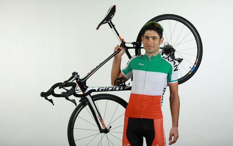 رجبلو دوچرخه سوار تیم مس کرمان: پتانسیل های بزرگی داریم که با حمایت شکوفا می شود