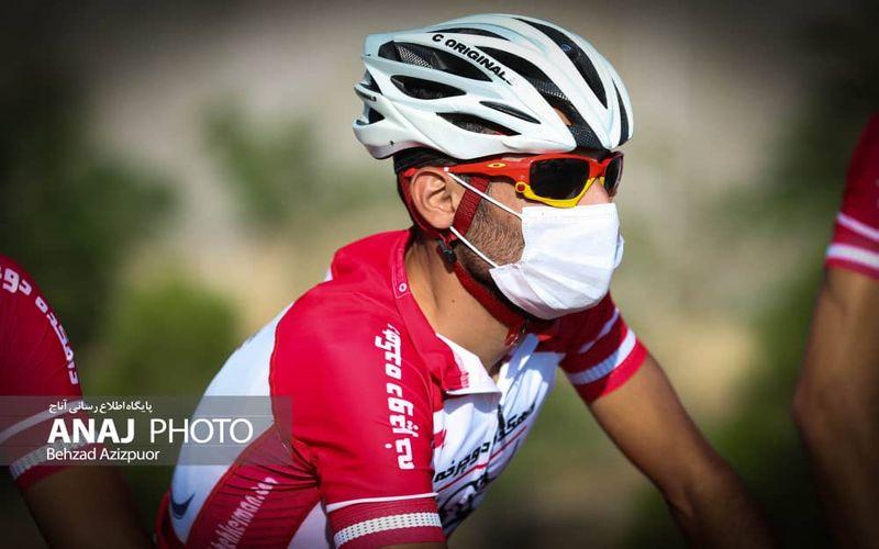 اسماعیل زاده دوچرخه سوار تیم مس کرمان: می توانیم در جمع تیم های برتر آسیا باشیم