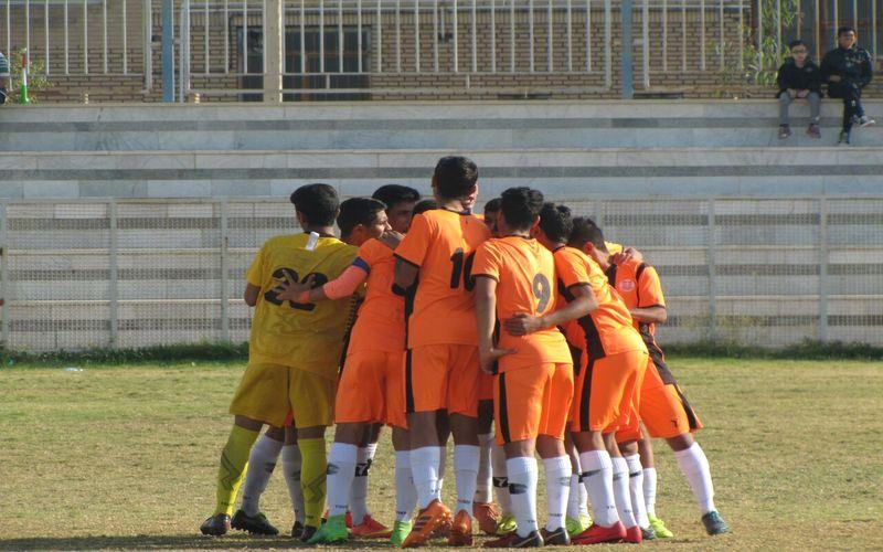 حریفان نونهالان و نوجوانان مس کرمان در این فصل از مسابقات لیگ برتر مشخص شد