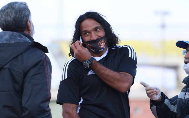 فرزاد حسین خانی: شخصیت تیم خود را در لیگ دو اثبات می کنیم