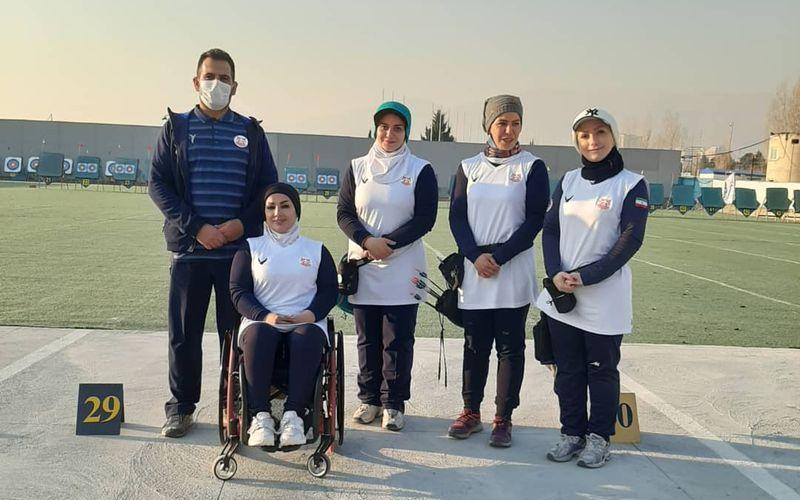 کسب دو پیروزی و صعود دختران کماندار مس به رده دوم جدول