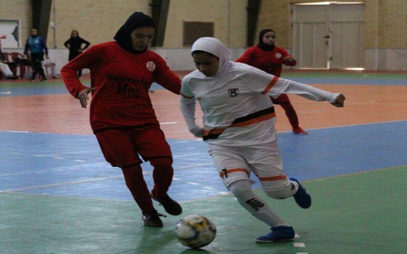 دختران فوتسال مس کرمان از جمعه در لیگ برتر استارت می زنند