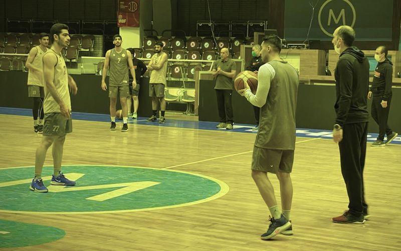 بسکتبالیست های مس کرمان و نبرد حساس برابر شهرداری بندرعباس