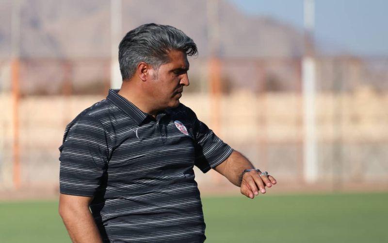 سرمربی امید مس کرمان: این پیروزی فشار را از روی تیم ما برداشت