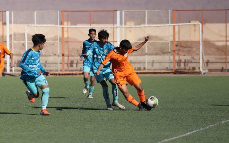 گزارش تصویری بازی هفته اول نونهالان مس کرمان