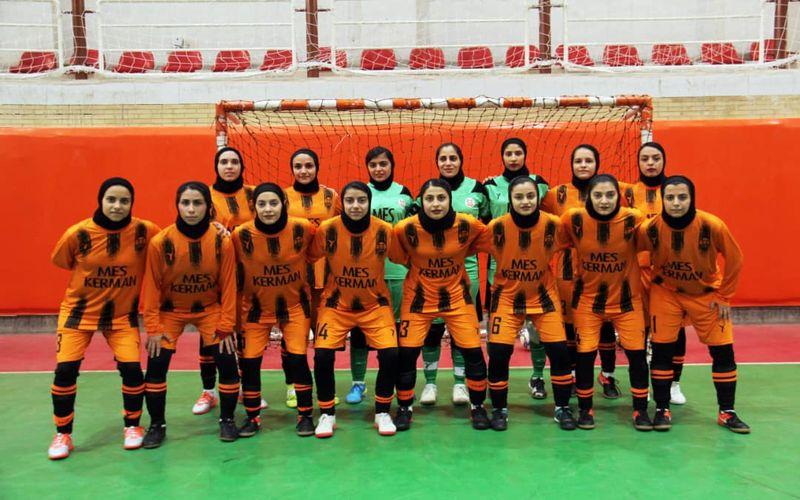 گزارش تصویری بازی فوتسال دختران مس کرمان و شهروند ساری