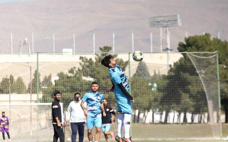 آخرین تمرین مسی های کرمان پیش از بازی با رایکا(عکس)