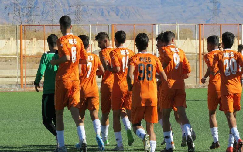 شکست نوجوانان مس در یزد و بازی های فردا امید و جوانان