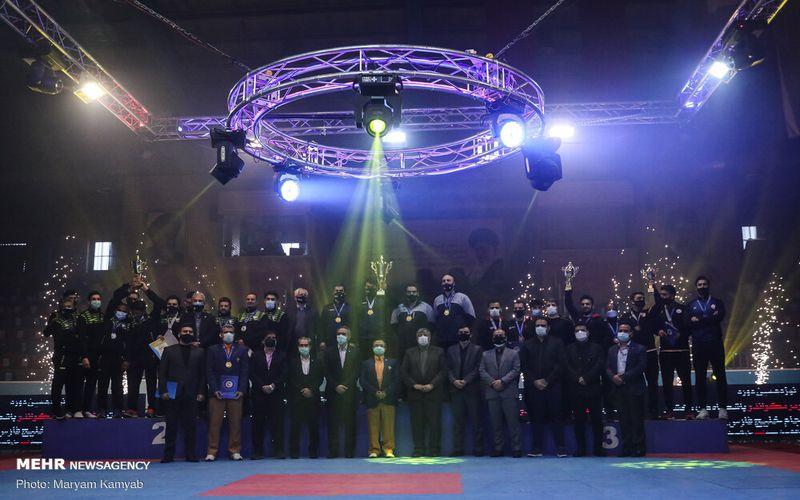 پیام تبریک مدیر کل ورزش و جوانان استان در پی کسب عنوان سومی تیم تکواندو مس در لیگ برتر