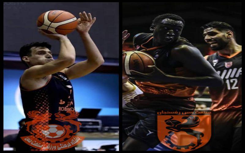 ال مسینو زیر حلقه!/ مصاف بسکتبالیست های مس کرمان و رفسنجان در پلی آف لیگ برتر