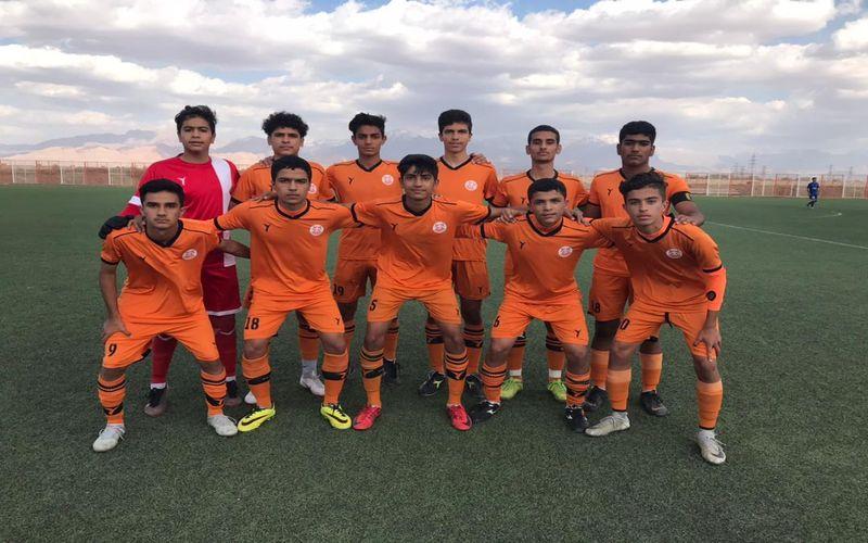 با پیروزی 4بر 0 برابر حافظ شیراز/نوجوانان مس کرمان به صدر جدول بازگشتند