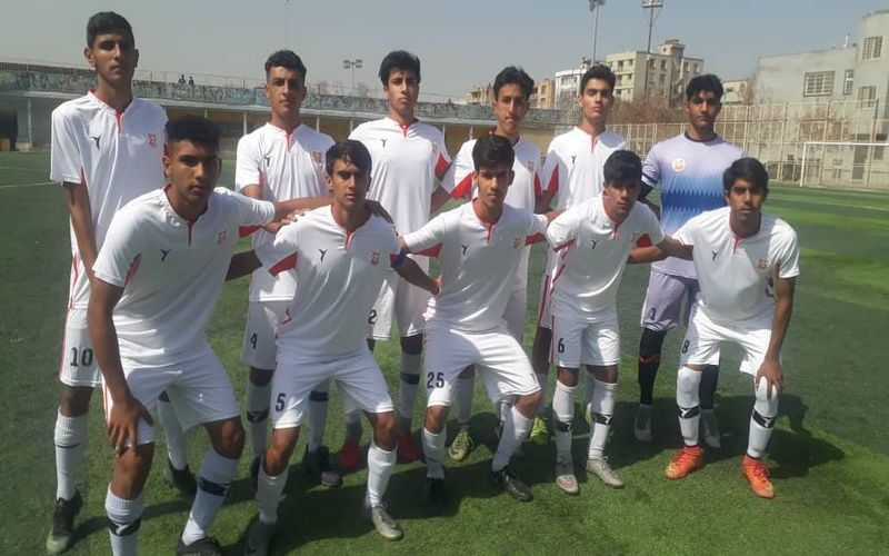 صعود تیم زیر 17 ساله های مس کرمان به مرحله یک هشتم نهایی قهرمانی کشور