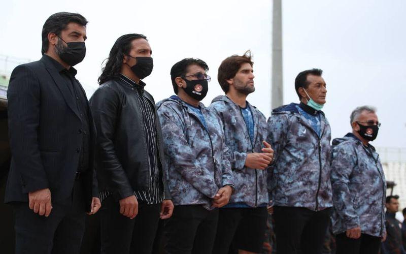 توضیحات سرپرست تیم مس نوین در رابطه با اتفاقات پایان بازی در کامیاران