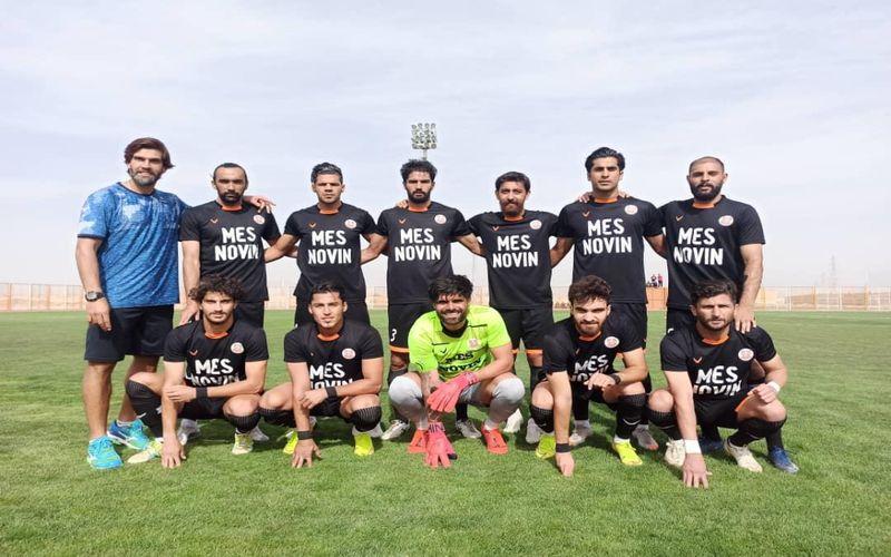 مس نوین 1-0 ایرانجوان بوشهر/ نوین و بازگشت به بالای جدول در آغاز دور برگشت