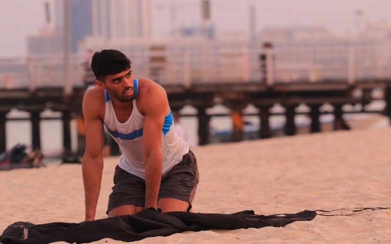 محمد حسین ابارقی برای کسب سهمیه المپیک در مشهد به میدان می رود