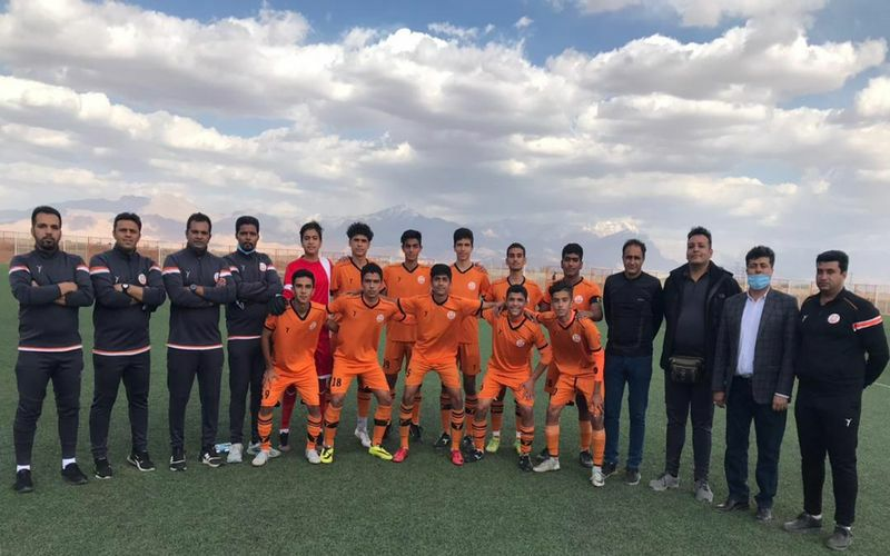 صعود نوجوانان مس کرمان به دور دوم رقابت های لیگ برتر با صدرنشینی در گروه