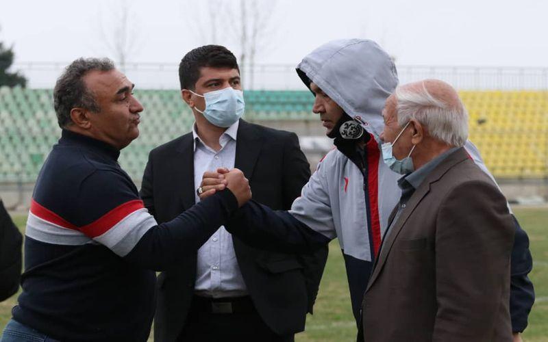 پیام تسلیت مدیریت باشگاه مس کرمان در پی درگذشت آقای دست نشان