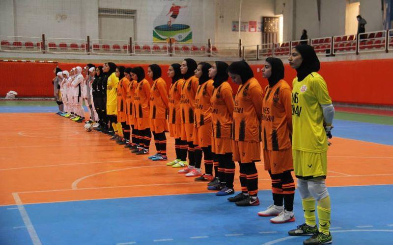 عدم حضور دختران فوتسالیست مس کرمان در آخرین بازی فصل