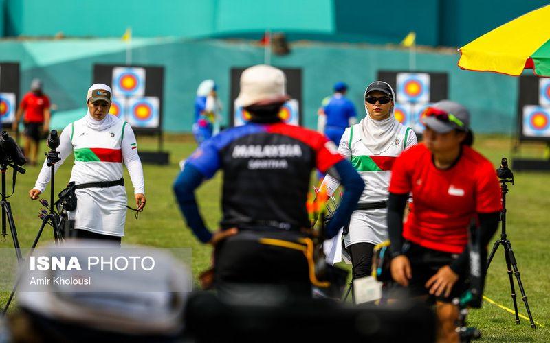 کماندار بانو مس خود را برای مسابقات جهانی سوئیس آماده می کند