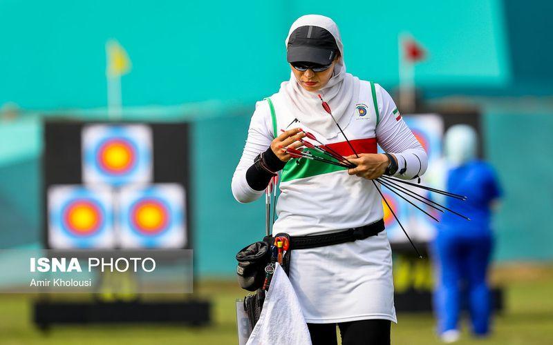 کماندار بانو مس در سوئیس سیبل جهانی و در فرانسه سیبل انتخابی المپیک را نشانه می رود