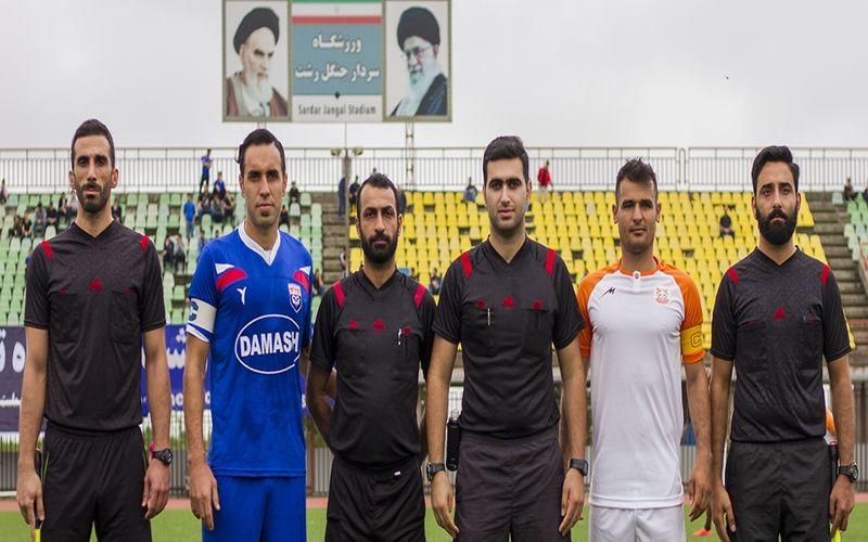 شهاب محمدی داور شمالی بازی مس و چوکا و یک ذهنیت بد!