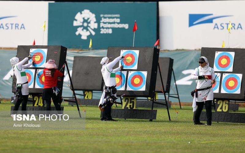 عنوان چهارمی تیمی برای تیرانداز ملی پوش بانو مس در جام جهانی