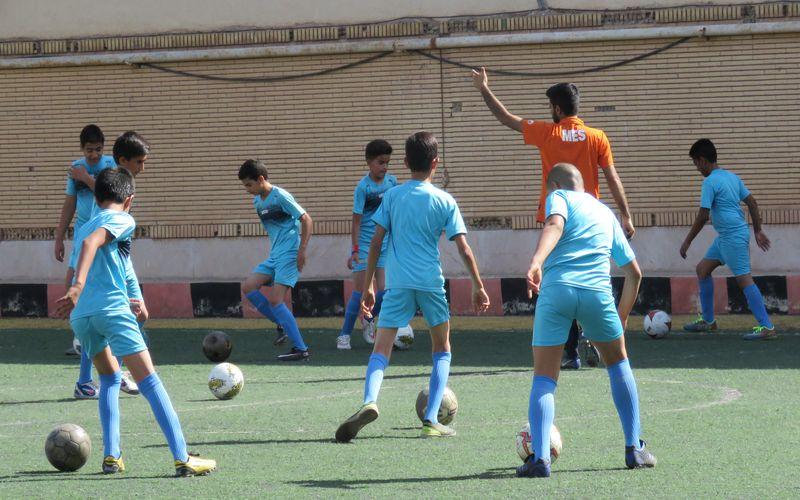 اطلاعیه شروع ثبت نام مدرسه فوتبال باشگاه مس کرمان در ترم تابستان