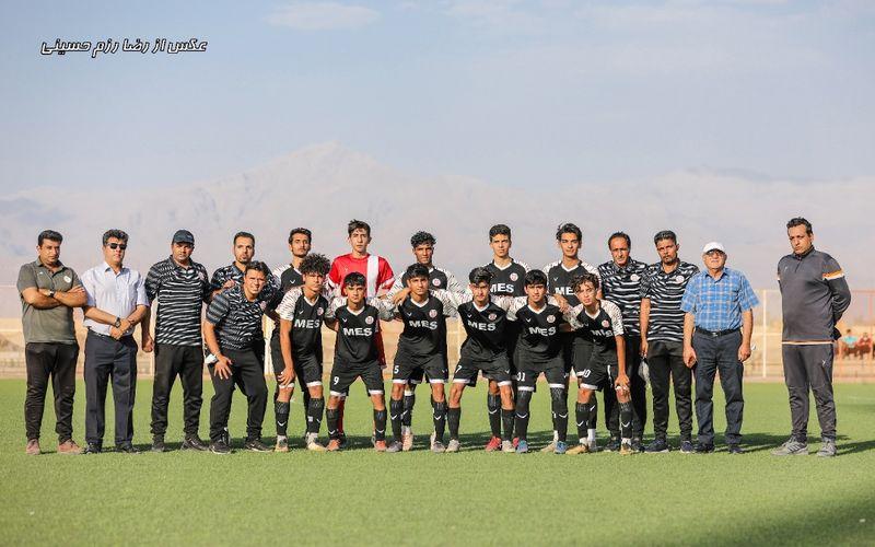 صعود دلچسب نوجوانان مس به جمع 6 تیم پایانی لیگ برتر