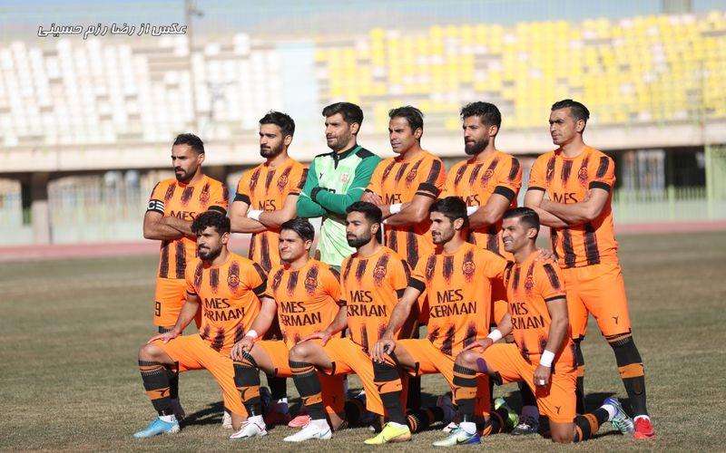 آمار نهایی بازیکنان تیم فوتبال مس کرمان در فصل 1399-1400