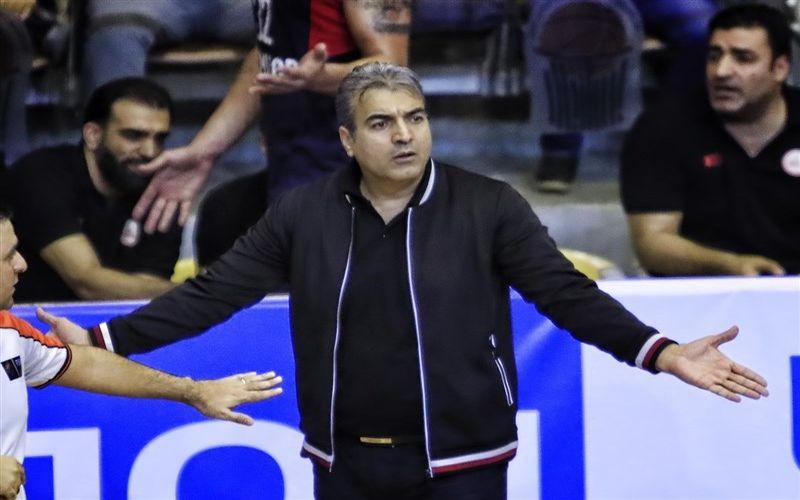 نظر سرمربی تیم بسکتبال مس کرمان درباره عملکرد تیم ملی در المپیک