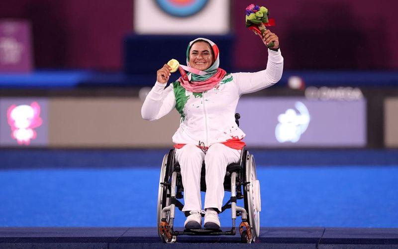 تبریک باشگاه مس کرمان به زهرا نعمتی بابت تاریخ سازی خود در تاریخ پارالمپیک