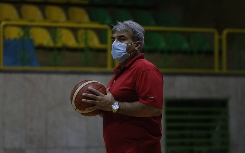 آخرین وضعیت تیم بسکتبال مس کرمان از زبان سرمربی تیم